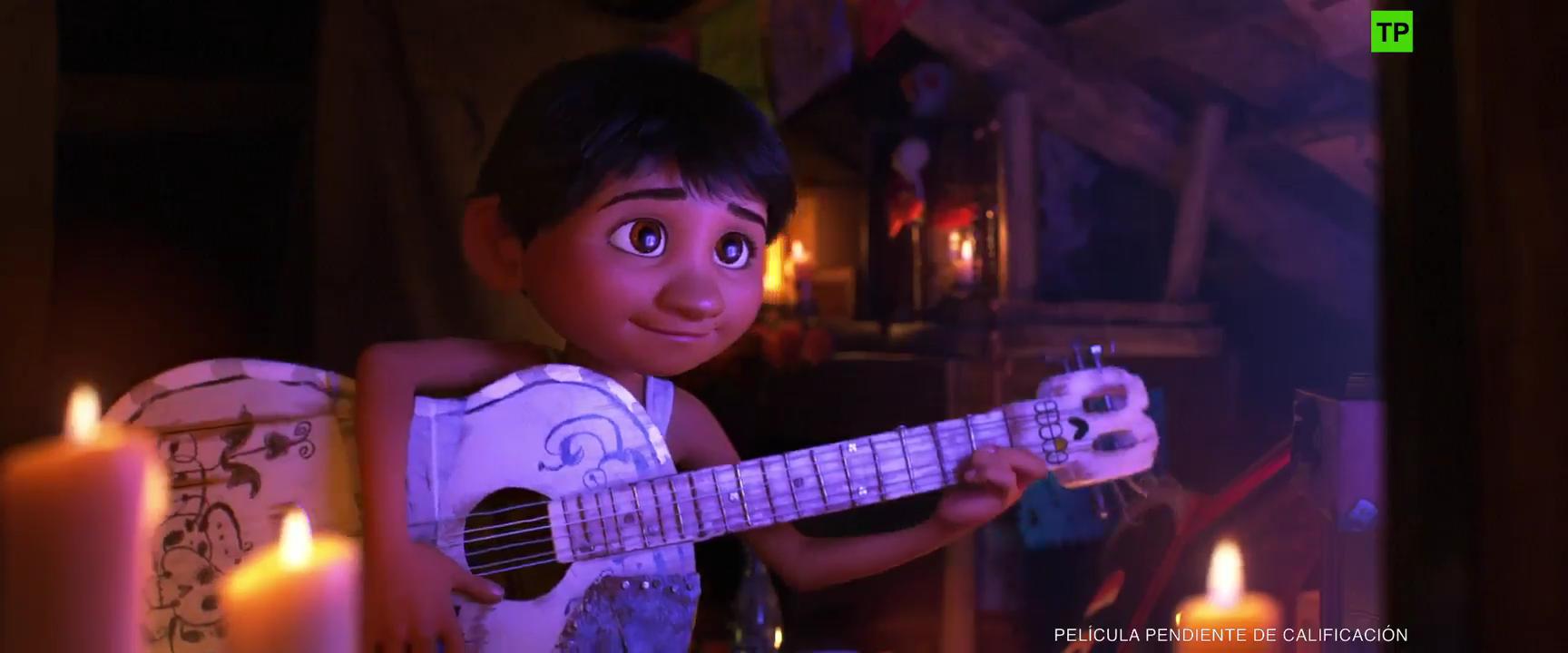 Tráiler Coco La Próxima De Pixar Está Llena De