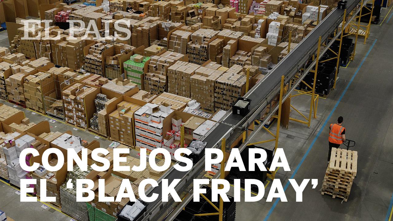 c4eb5190de Black Friday 2017: descubre las mejores ofertas de las tiendas | Economía |  EL PAÍS
