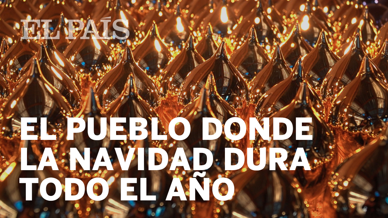 Tlalpujahua, el pueblo mexicano que produce un millón de esferas navideñas