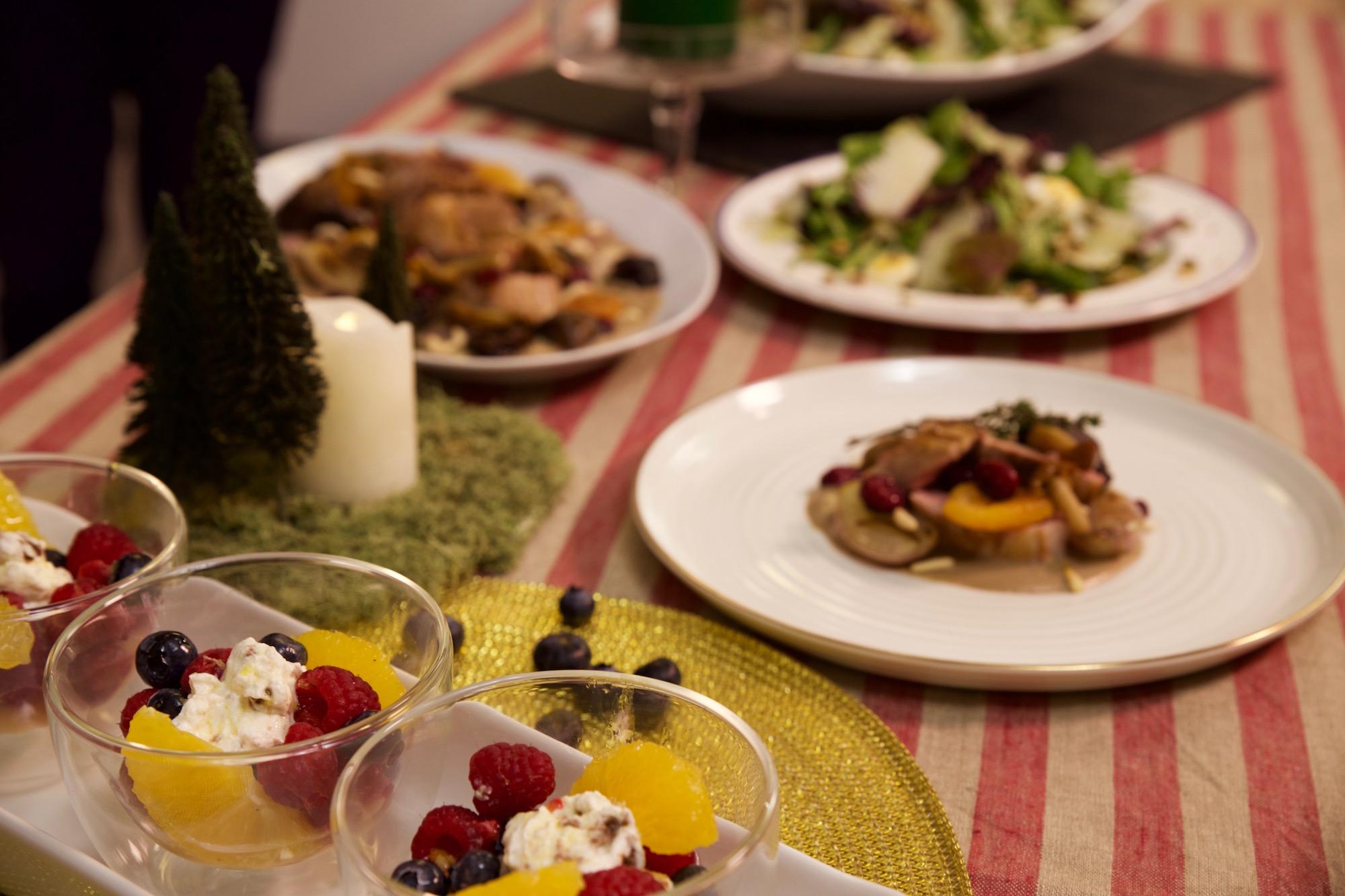 Menú de Navidad en 30 minutos