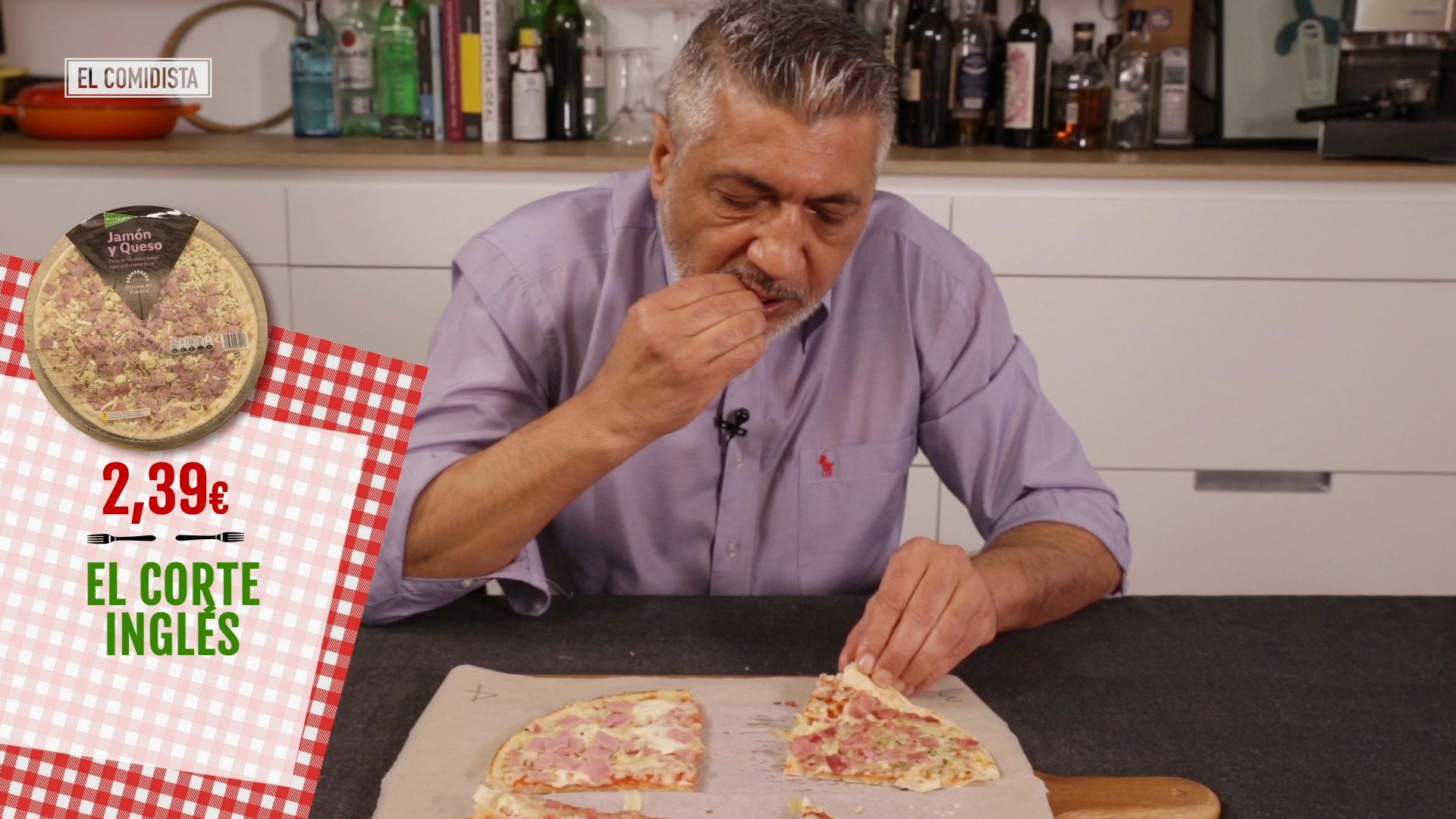 ¿Hay alguna pizza precocinada decente?