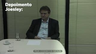 A historia do procurador dos 50.000 reais, nas palavras de Joesley Batista