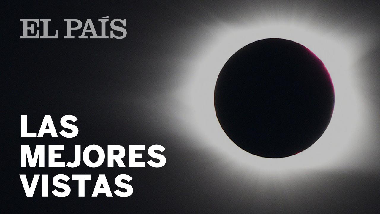 Eclipse solar: una oscuridad mágica recorre Estados Unidos