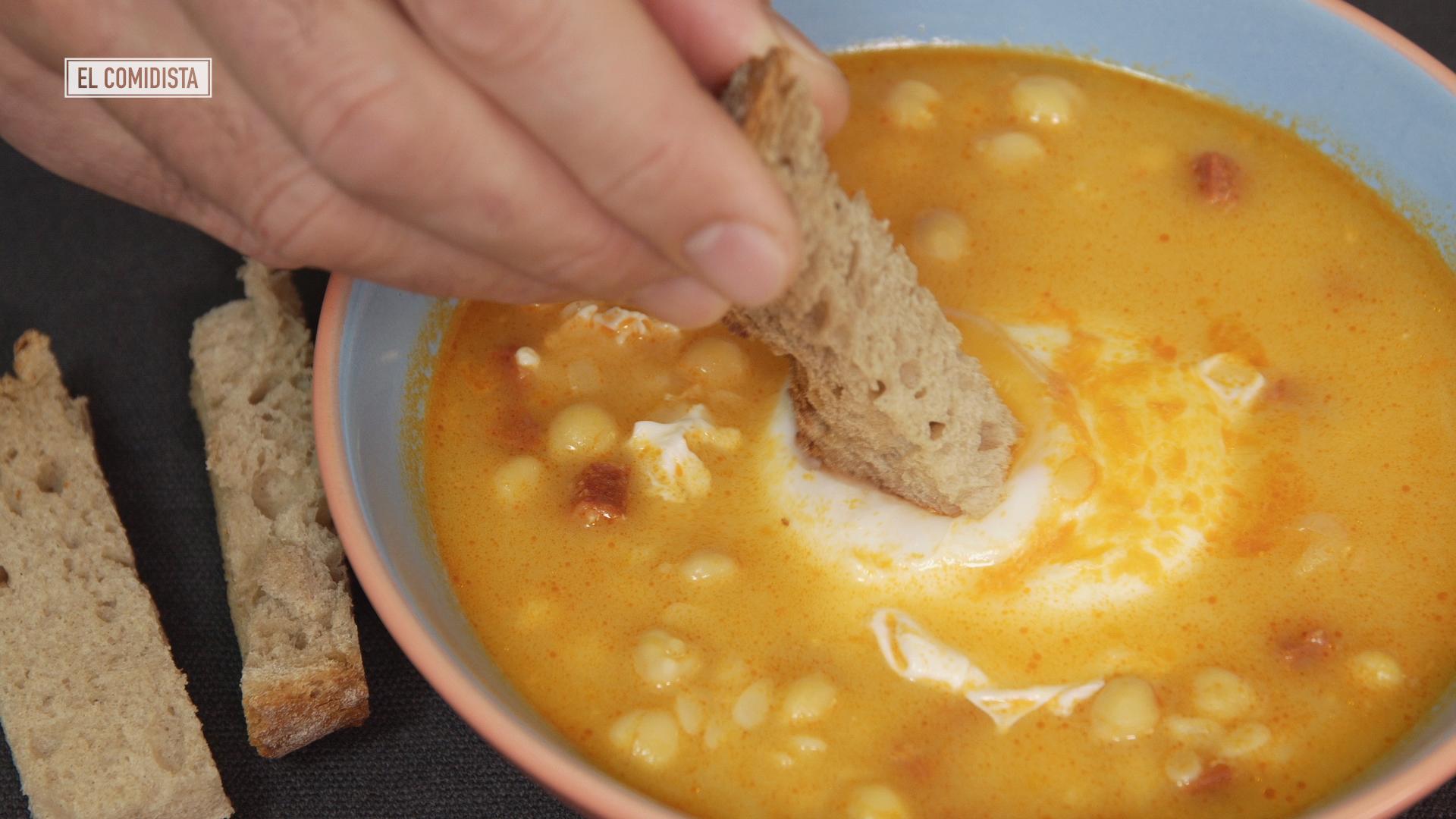 Sopas exprés para gente sin tiempo (pero con ganas de sopa)