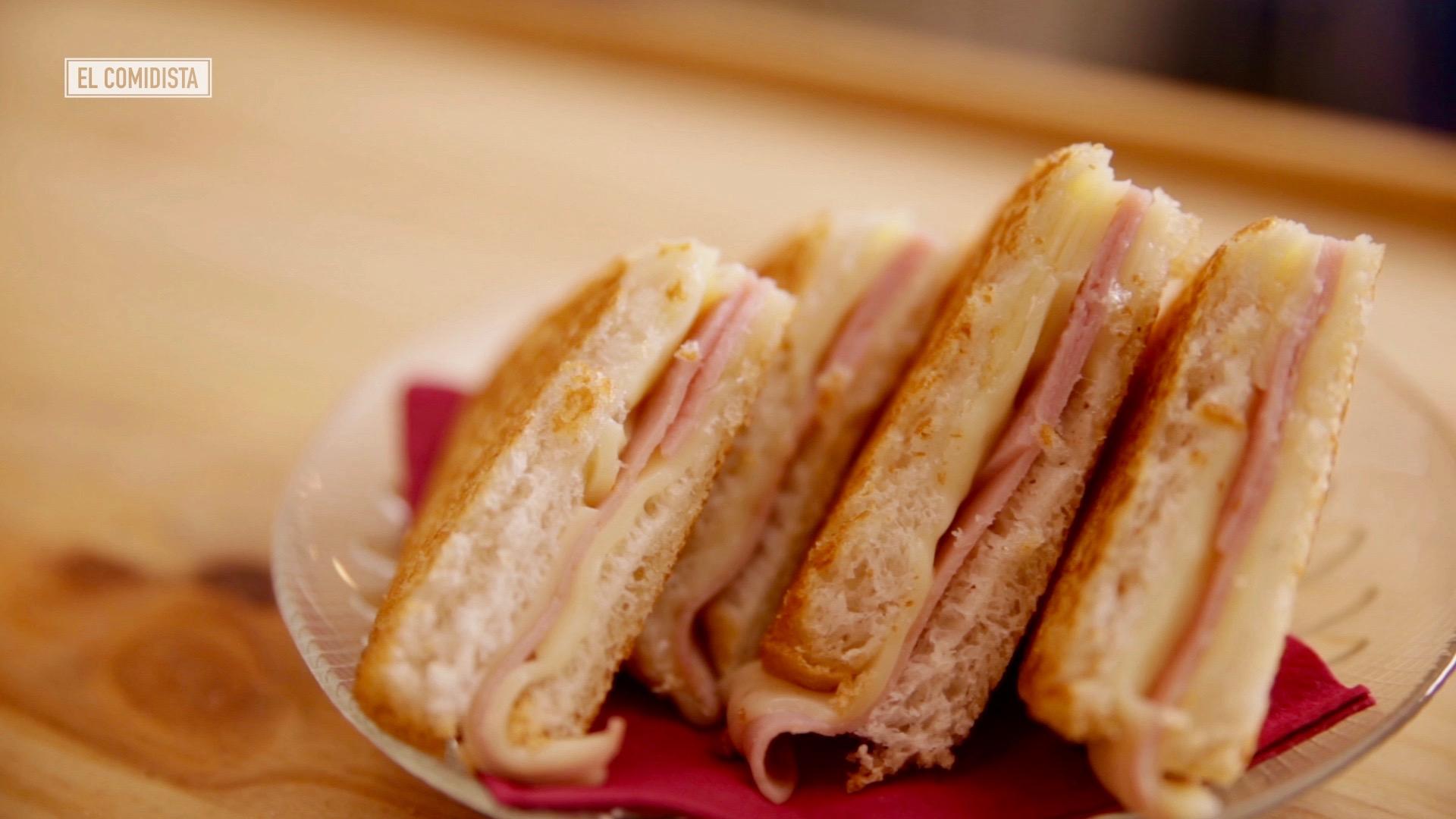 Cocina para lerdos: el sandwich mixto perfecto