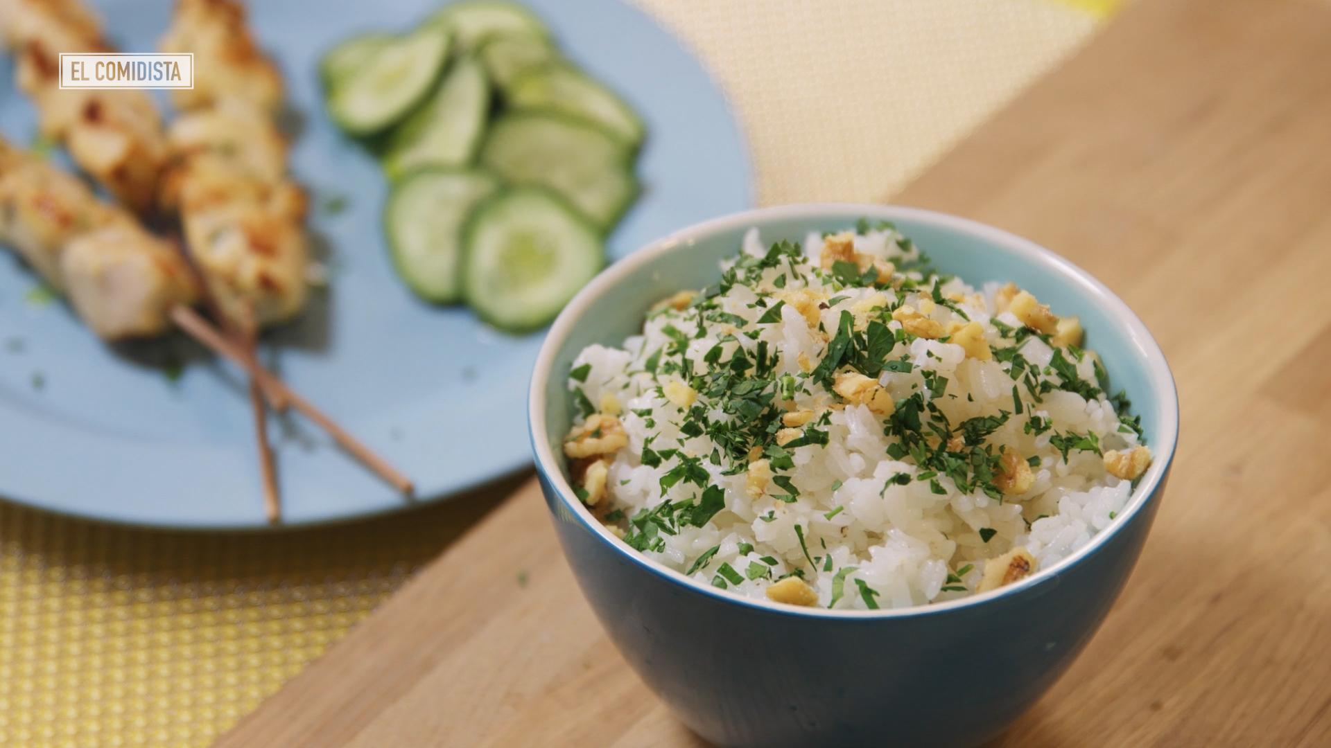 Cocina para lerdos: cómo hacer el arroz blanco perfecto