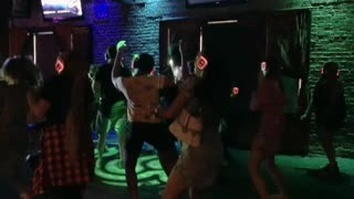 La discoteca silenciosa