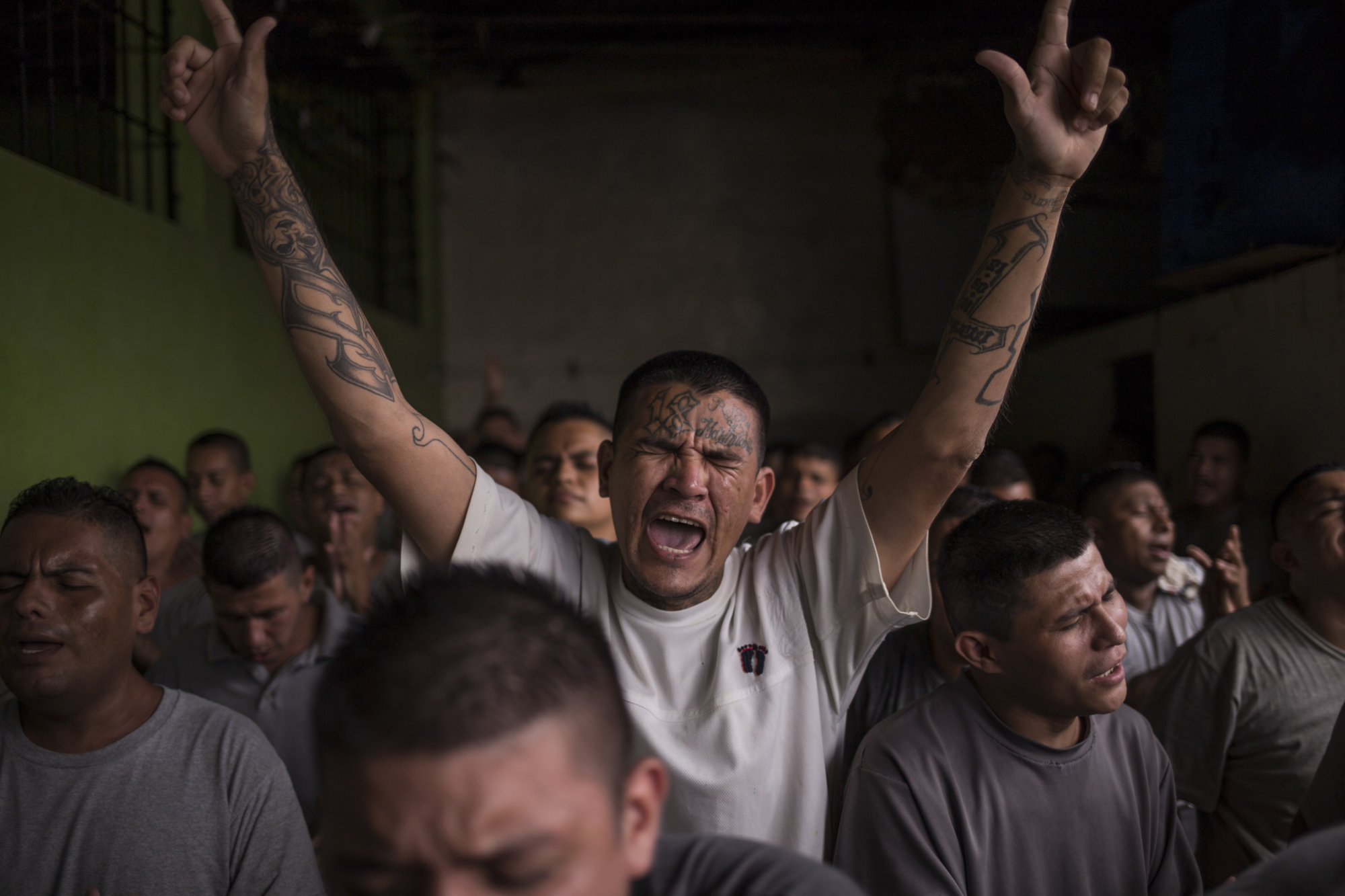 La cárcel de los milagros de El Salvador