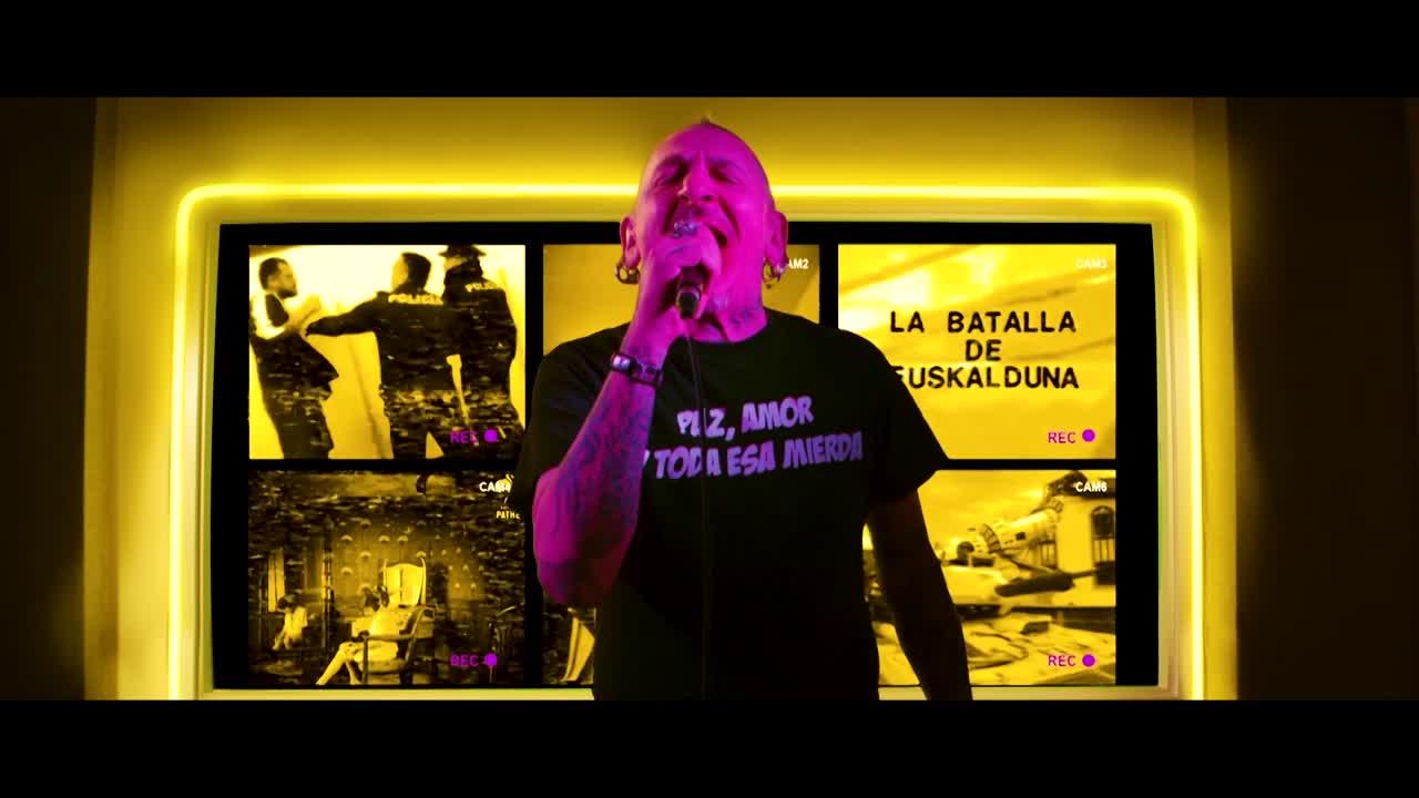 Evaristo La Polla Records Se Podían Cambiar Las Cosas