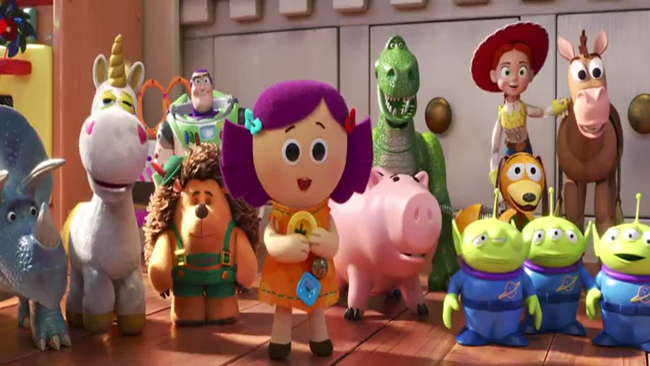 2fc1cb0fdd0a8  Toy Story 4  muestra su primer tráiler