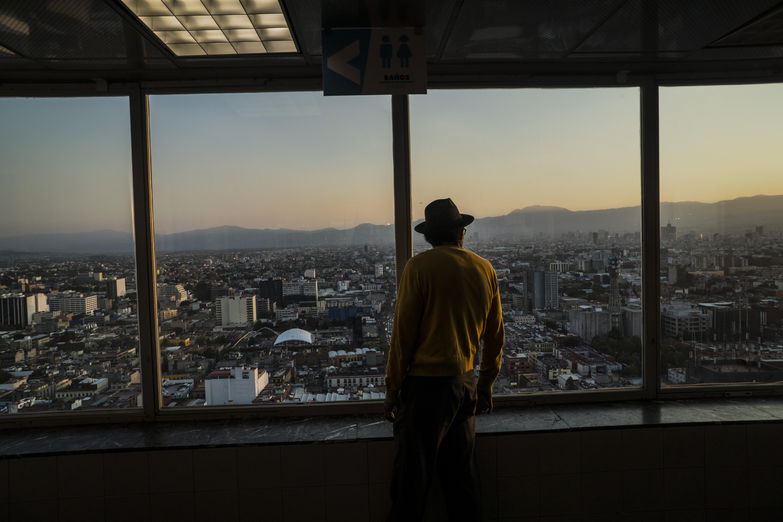 Martín Caparrós México La Ciudad Desbocada El País Semanal