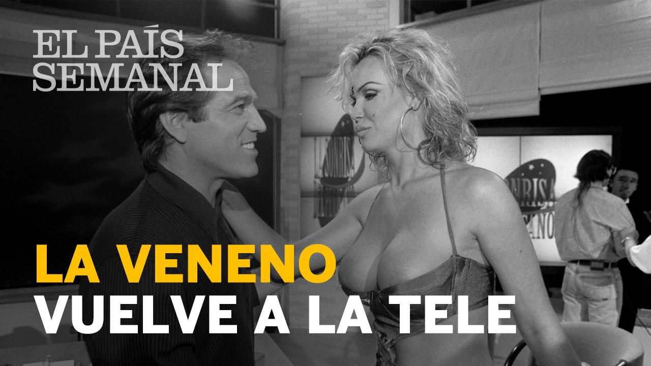 8 Apellidos Vascos Porno la veneno vuelve a la tele | el paÍs semanal