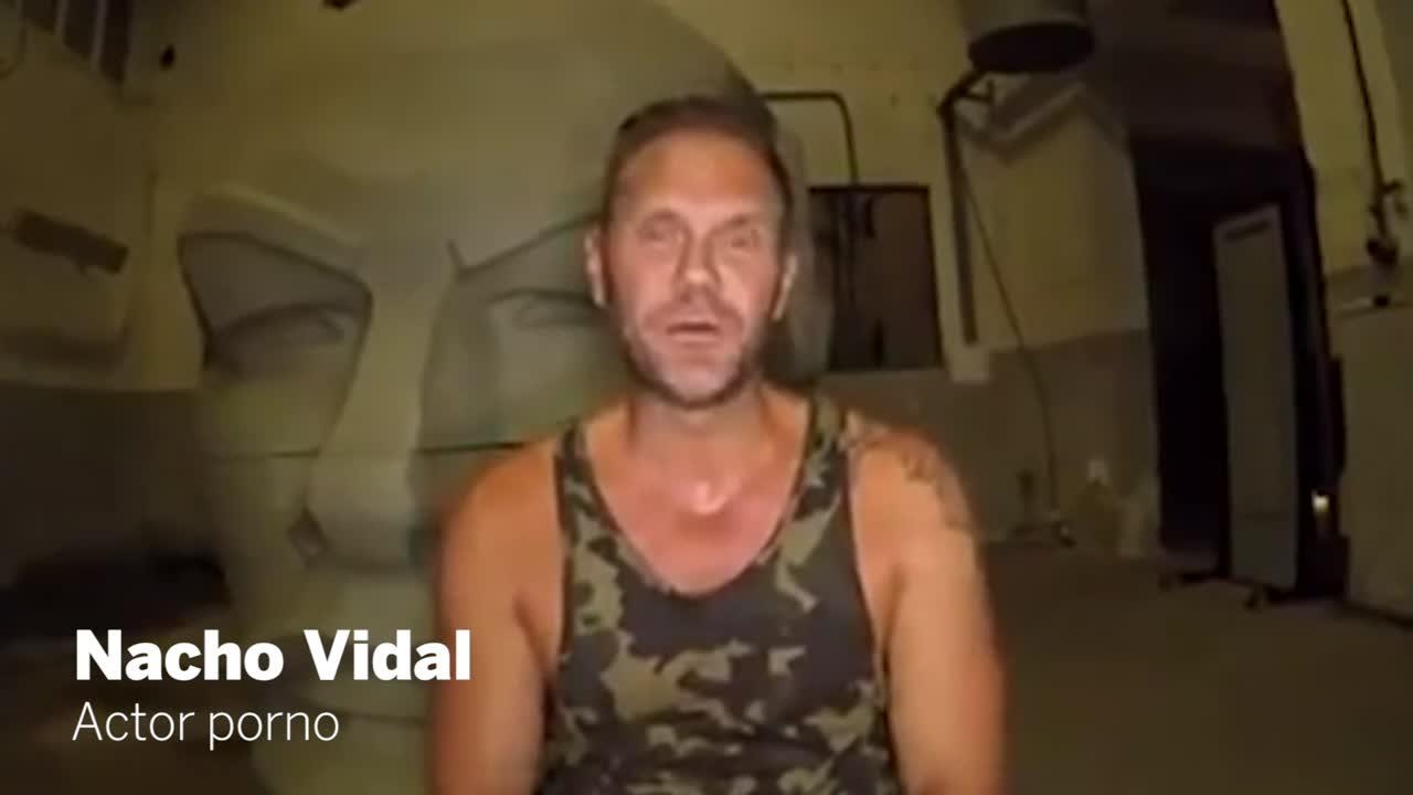 Nacho vidal casi ahoga a una actriz porno video Investigado El Actor Porno Nacho Vidal Por La Muerte En Su Casa De Un Fotografo En Un Rito Con Veneno Espana El Pais