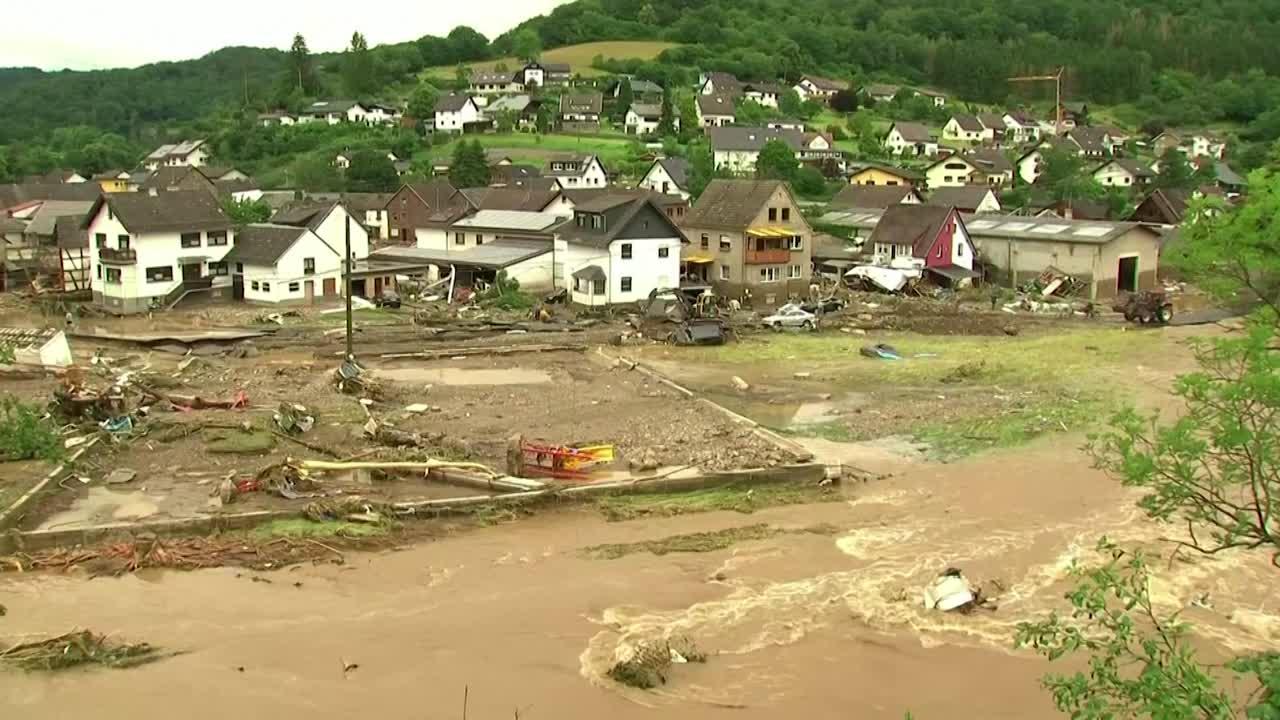 Las inundaciones en Alemania y Bélgica dejan ya más de 120 muertos    Internacional   EL PAÍS